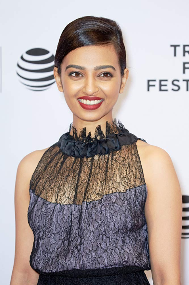 """Radhika Apte is an award winning Indian film and stage actress, who has become one of the best known and respected female actors in India. The Indian press has referred to her as """"India's best actress."""" Ms. Apte has appeared in over 45 films, including big box-office hits like """"Pad Man"""" and """"Andhadhun"""" (now the 3rd highest grossing Indian film in China). She also starred opposite Oscar winning actor Dev Patel (of """"Slumdog Millionaire"""" fame) in Michael Winterbottom's """"The Wedding Guest"""" (Toronto International Film Festival). Other films include Leena Yadav's """"Parched."""" Ms. Apte won the """"Best Actress in an international narrative feature"""" award at The Tribeca Film Festival for her role in the film """"Madly."""" On television, she has starred in numerous Netflix India series, including hit series """"Sacred Games,"""" """"Ghoul,"""" and """"Lust Series."""" Ms. Apte has appeared on the cover of various magazines in India, including Vogue. She is the new ambassador for Clinique -- the Company's first brand ambassador for India."""